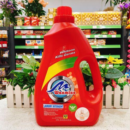 亿莱米万妙香氛洗衣液5L(红色)
