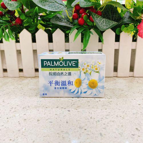 棕榄自然之选平衡温和甘菊精华香皂115g