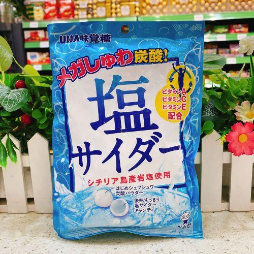 日本UHA盐味味觉糖66g