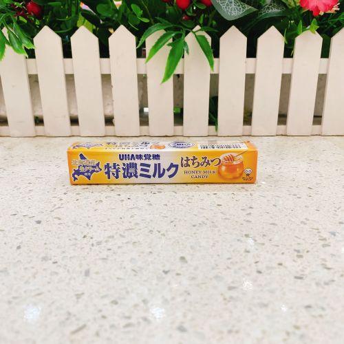 日本UHA味觉糖特浓蜂蜜味牛奶糖37g