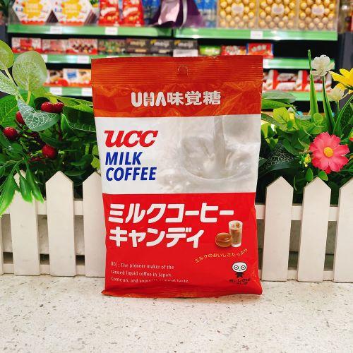日本UHA味觉糖UCC咖啡味98g