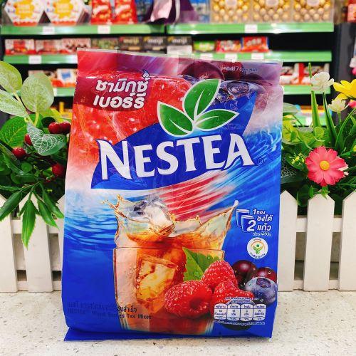 泰国饮料雀巢Nestea水果茶12.5g×18条