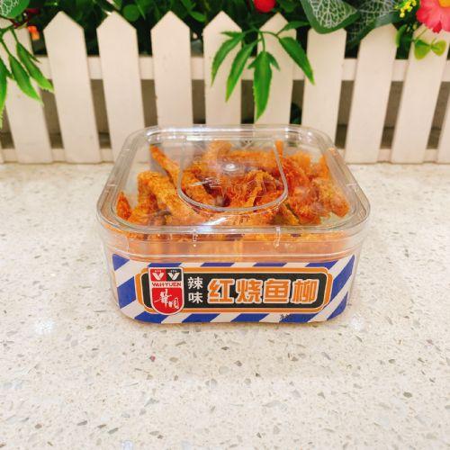 华园香辣味红烧鱼柳100g