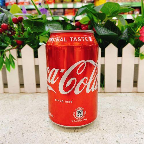 香港进口可口可乐(原味)330ml