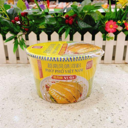 越南林富记鸡肉味河粉76g
