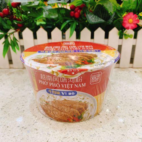 越南林富记牛肉味河粉76g
