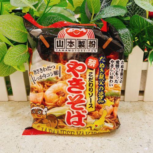 日本山本制粉日式酱汁捞面80g