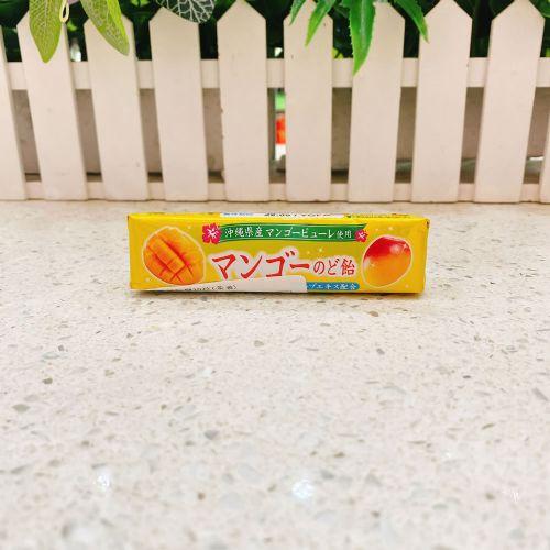 日本狮王芒果润喉糖10粒(条装)