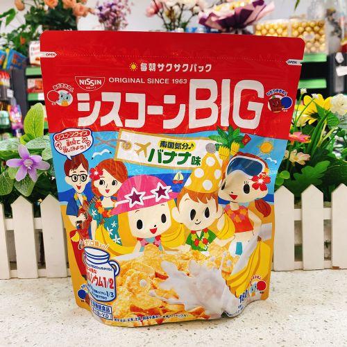 日本日清儿童香蕉味麦片180g