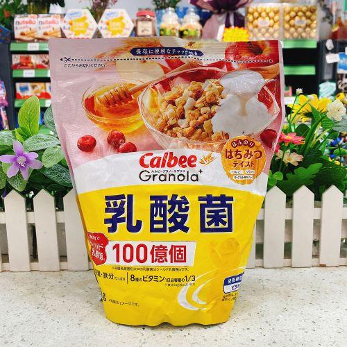 【特价】日本卡乐B 100亿乳酸菌蜜糖燕麦片400g(企袋)