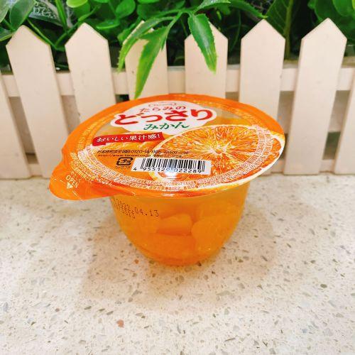 Tarami 蜜柑果冻230g(杯装)