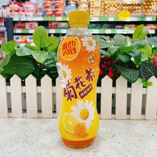港版维他低糖柠檬蜂蜜菊花茶500ml