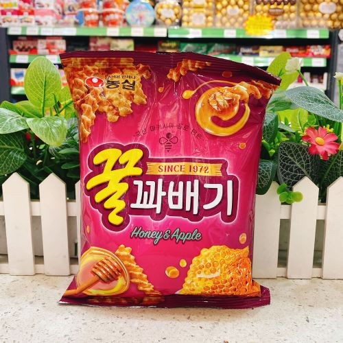 韩国农心蜂蜜脆条90g