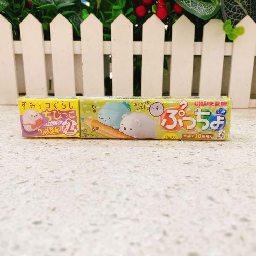 日本UHA悠哈味觉糖加长版角落生物软糖50g