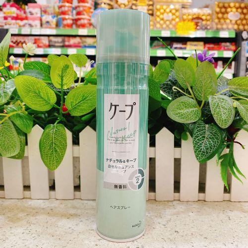 日本花王定型发胶泡沫(自然定型)180g