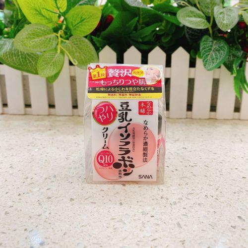 莎娜SANA豆乳Q10面霜50g
