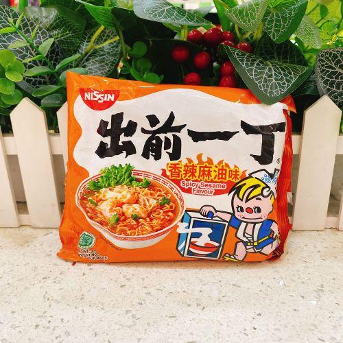 新加坡版出前一丁方便面(香辣麻油味)90g×5包